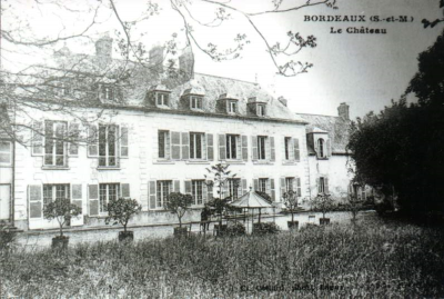 Chateau percy