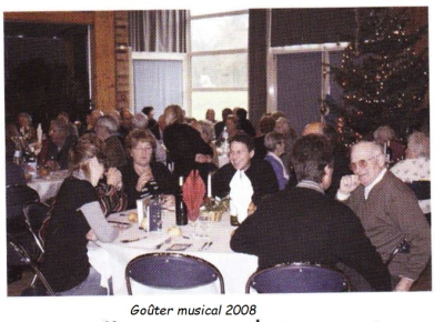Gouter musical 2008