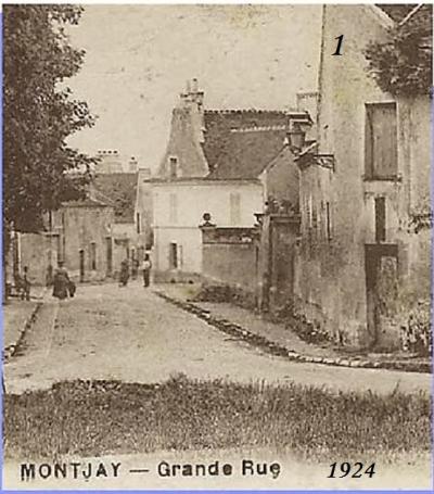 Grande rue 1924