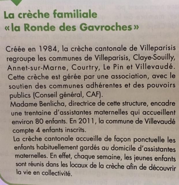 Crèche 84