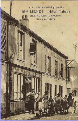Le 2 à villevaudé en 1925