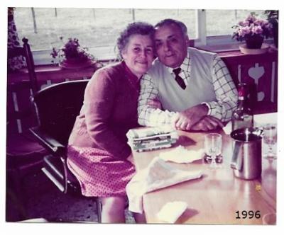 José et Marguerite - avril 1996