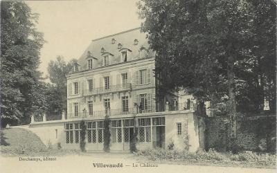 VILLEVAUDE -  Le Chateau 2
