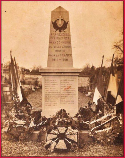 Monument morts