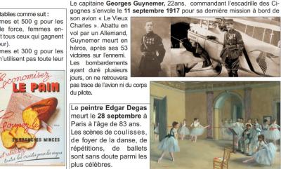 Degas sept 1917