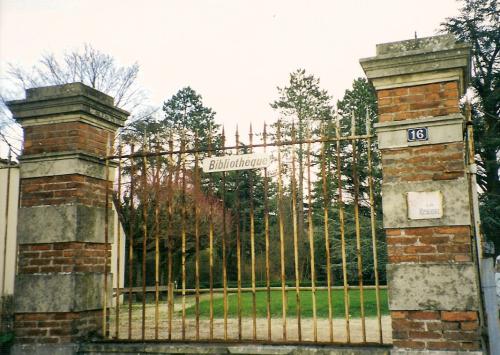 1La Roseraie en 2001