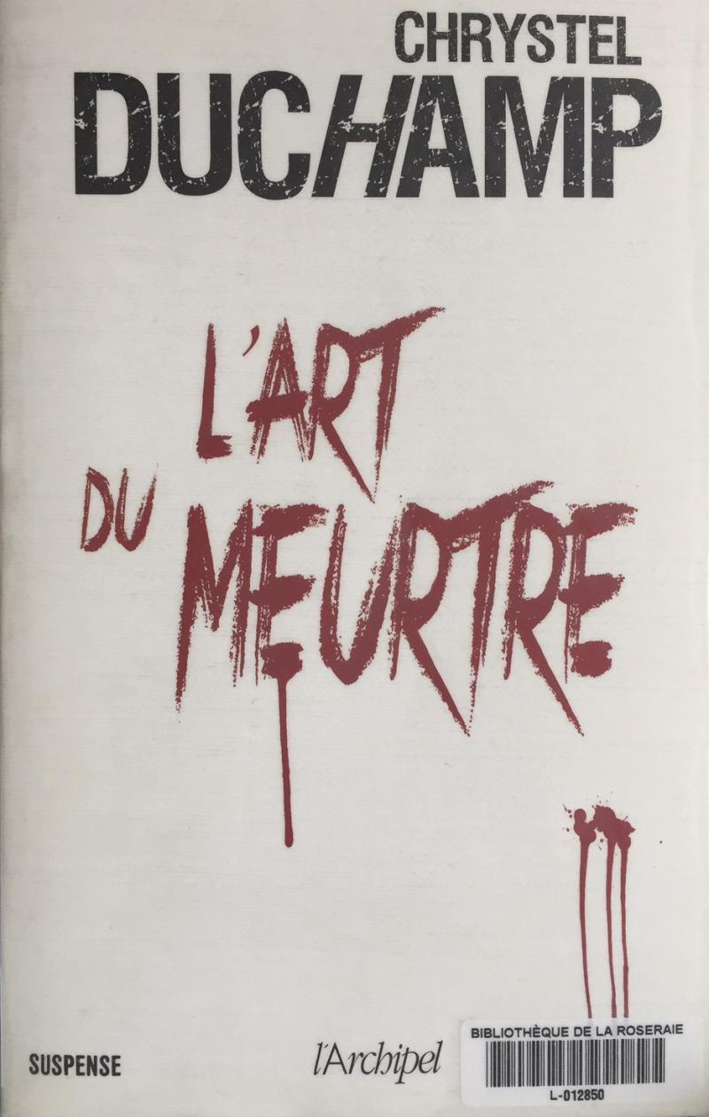 L'art du meurtre