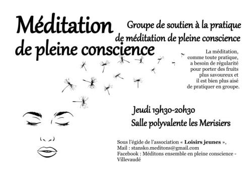 Meditation juin 2021